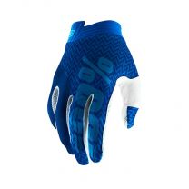 1 463037S GUANTI 100% ITRACK BLUE/NAVY (S)